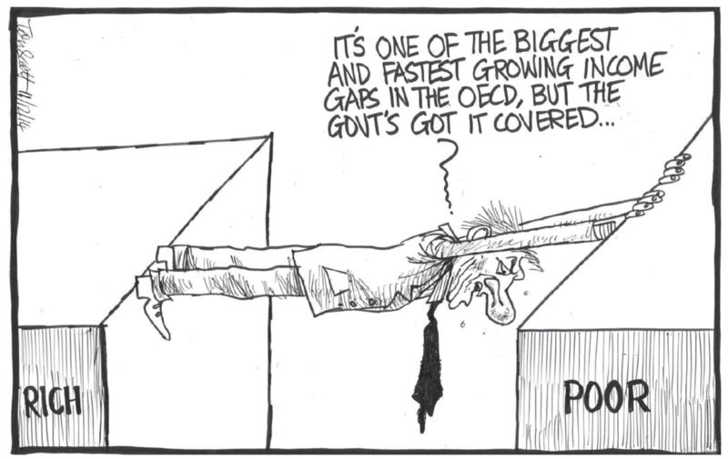 Scott - Dominion Post 11 December 2014 inequality
