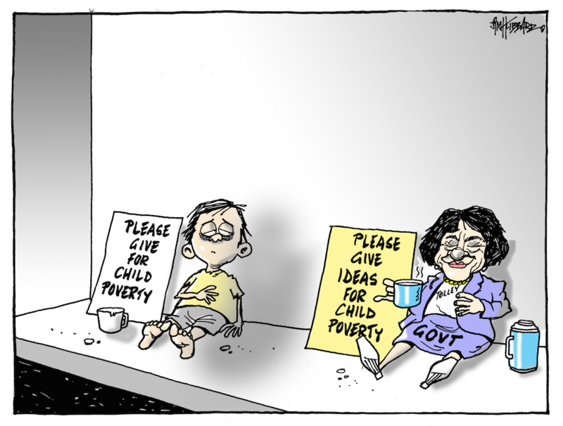 Hubbard - 30 October 2014 poverty inequality