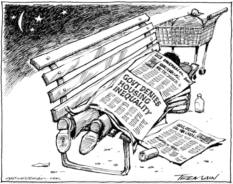 Tremain - ODT 26 May 2014 poverty inequality