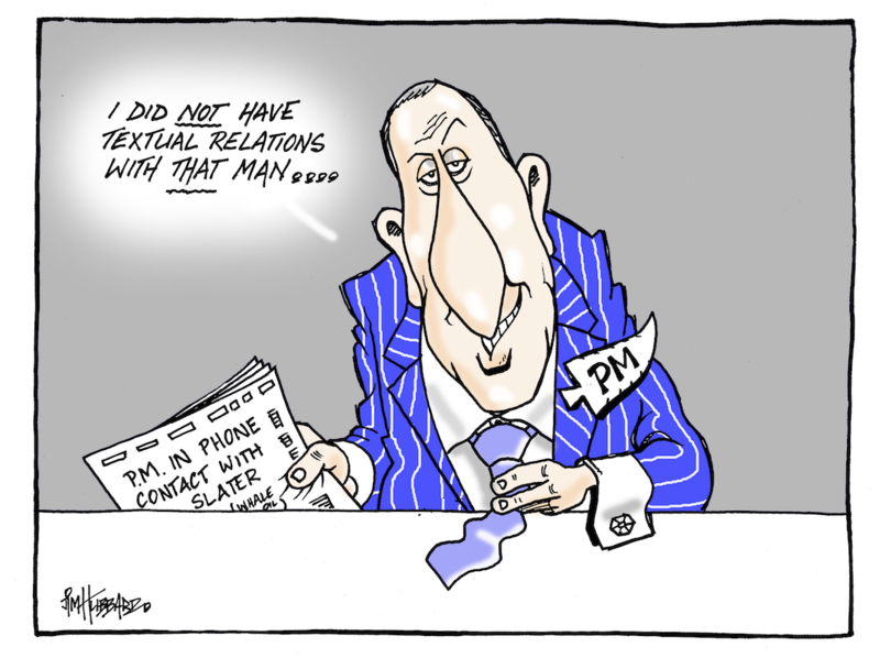 Hubbard - 8 December 2014 Dirty POlitics
