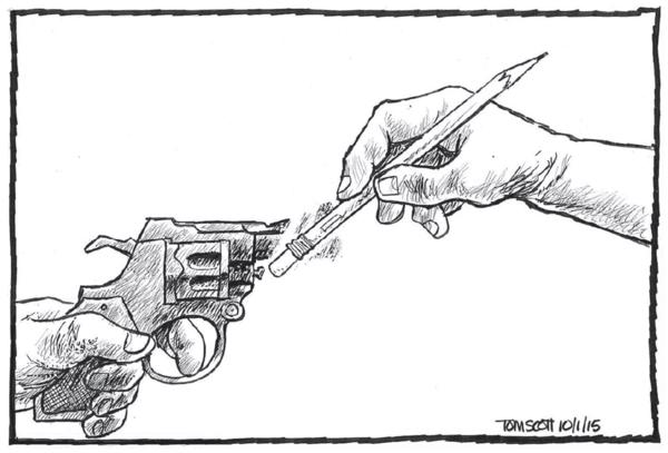 new zealand cartoons about the paris killings  liberation