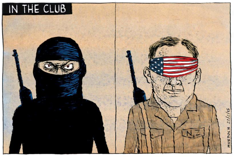 Murdoch - Sunday Star Times 22 February 2015 war iraq