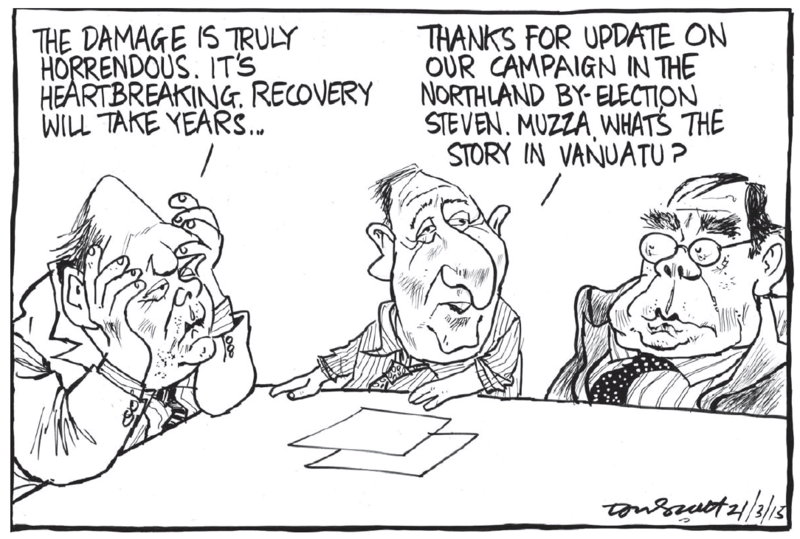 Scott - Dominion Post 21 March 2015 Northland by-election