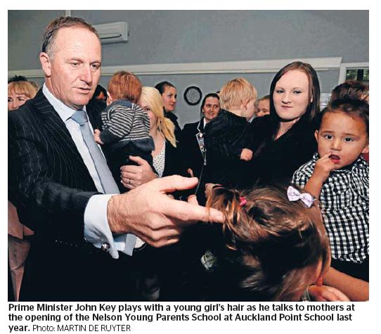 Nelson Mail 23 April 2015 ponytailgate