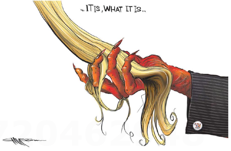 Emmerson - NZ Herald 24 April 2015 Ponytailgate