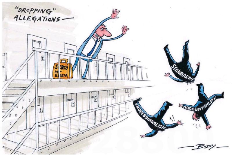 Body - NZ Herald 24 July 2015 Prisons