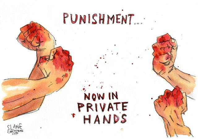 Slane - Listener 23 July 2015 prisons serco mt eden
