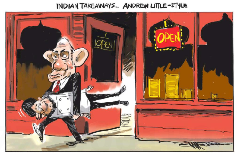 Emmerson - NZ Herald 17 March 2016 Labour little ethnicity race