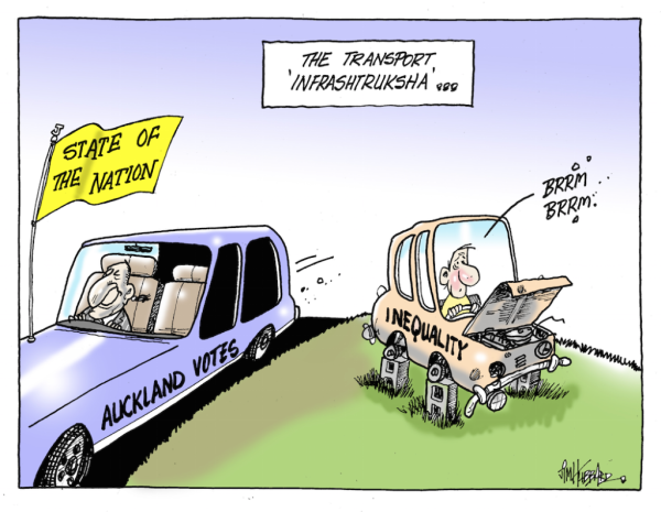 social inequality in new zealand How new zealand became a world leader in income inequality - and why this is a problem.
