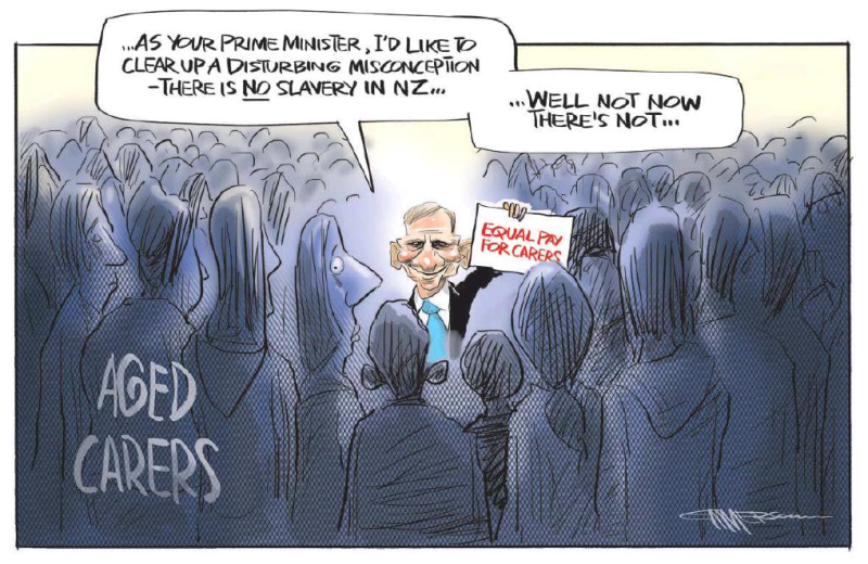 Emmerson - NZ Herald 19 April 2017 pay gender equality