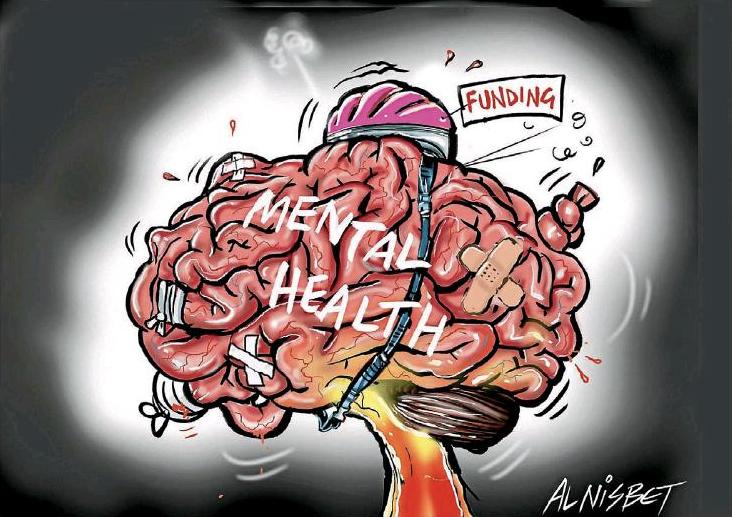 Nisbet - The Press 10 March 2017 mental health