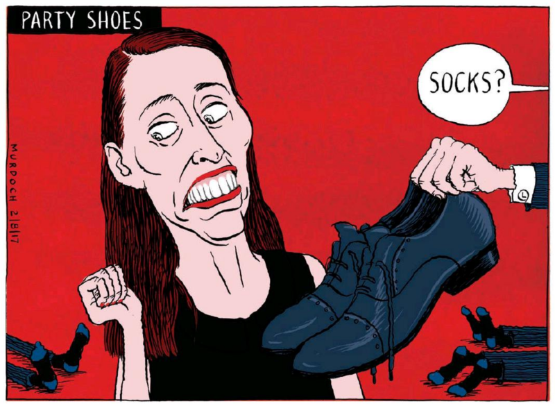 Murdoch - The Press 2 August 2017 Jacinda Ardern Labour