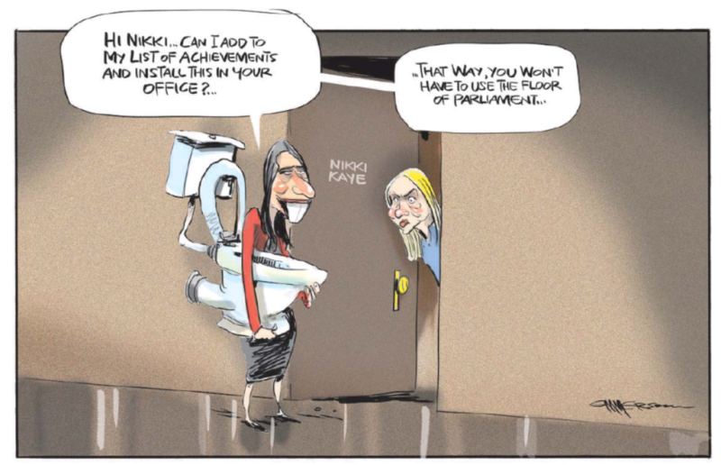 Emmerson - NZ Herald 16 March 2017 Ardern Kaye