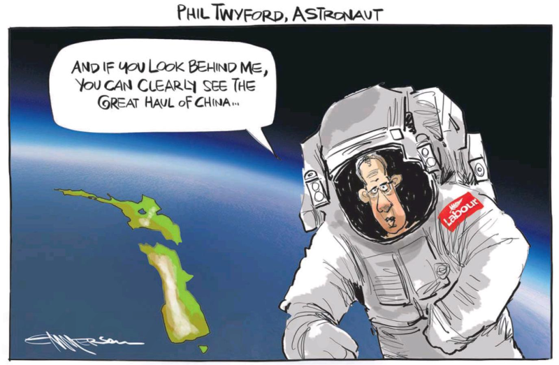 Emmerson - NZ Herald 14 July 2015 Labour Twyford housing chinese
