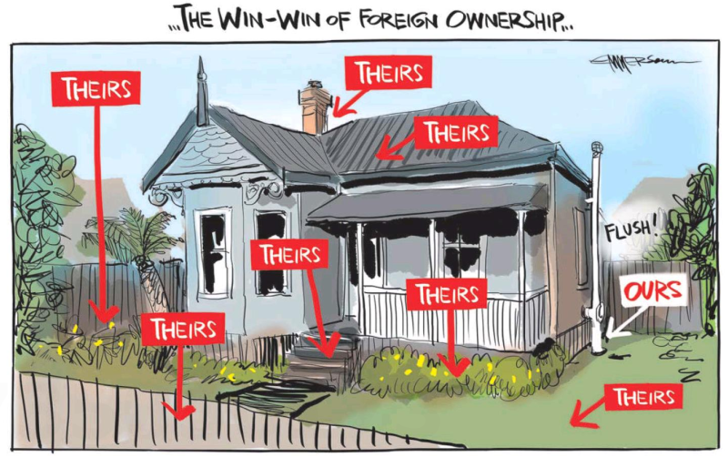 Emmerson - NZ Herald 16 July 2015 housing chinese Labour