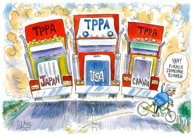Slane - Listener 8 October 2015 TPPA