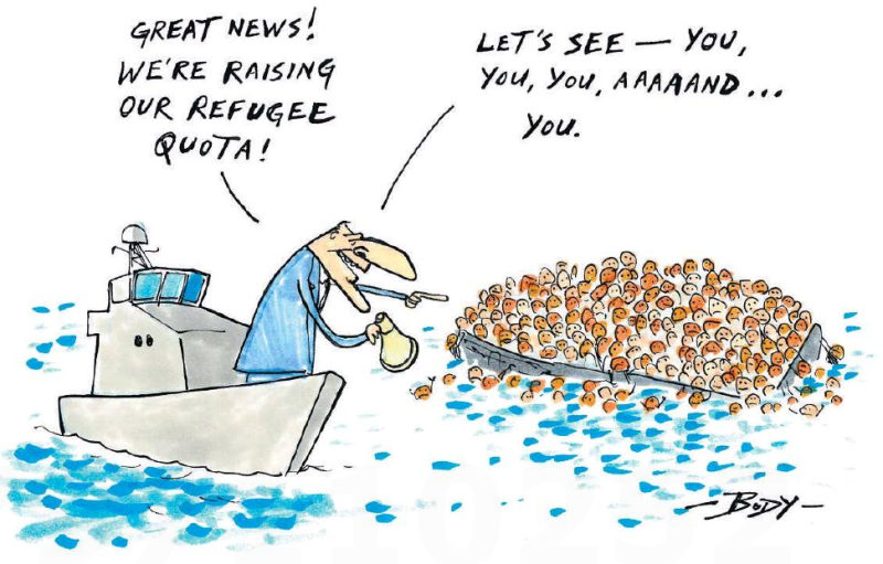 Body - NZ Herald 16 June 2016 refugees