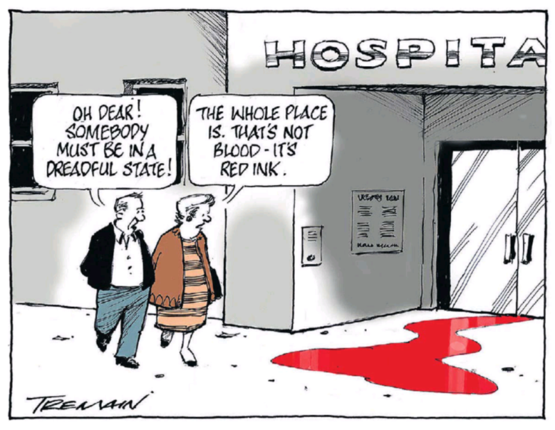 Tremain - ODT 29 September 2017 dunedin hospital health