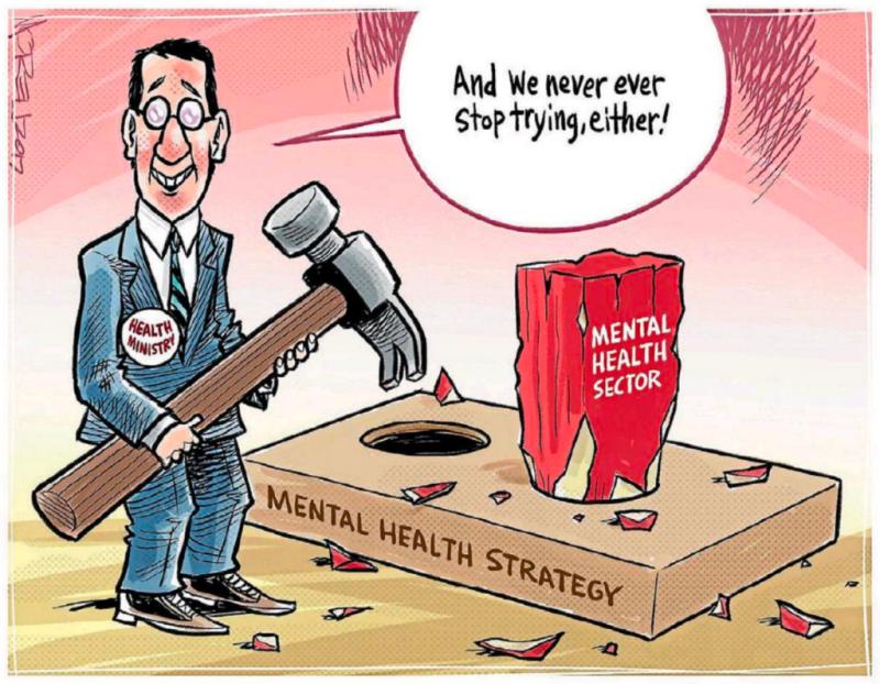 Moreu - Timaru Herald 4 August 2017 mental health