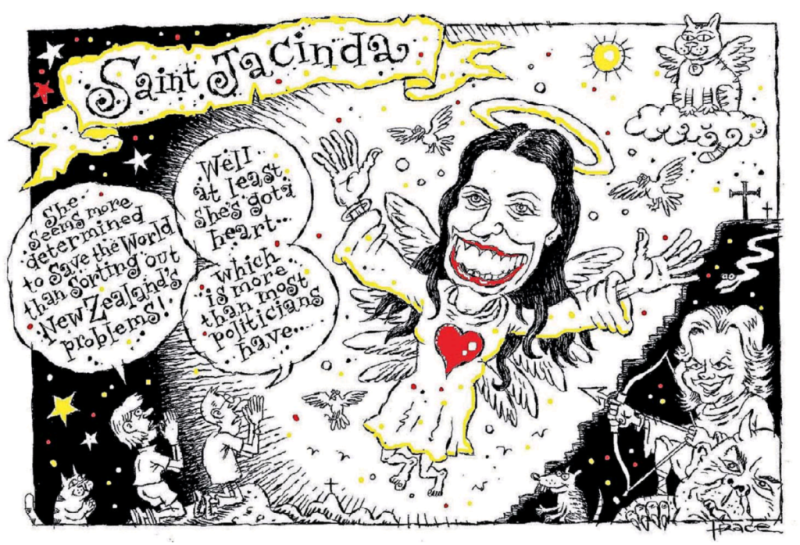 Hodgson - Dominion Post 27 November 2017 Jacinda Ardern coalition