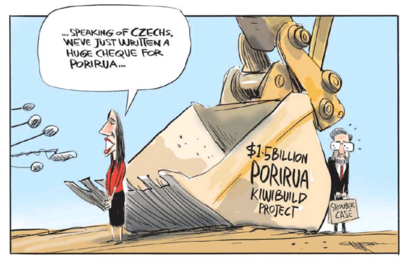 Emmerson - NZ Herald 2 November 2018 Kiwibuild Ardern Porirua immigration Lees-Galloway