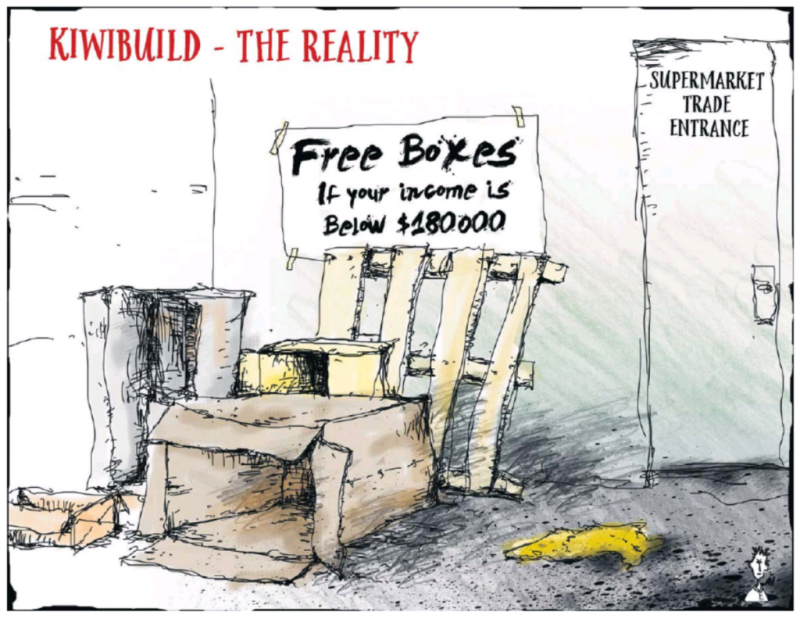 Craig - ODT 30 October 2018 Kiwibuild housing inequality