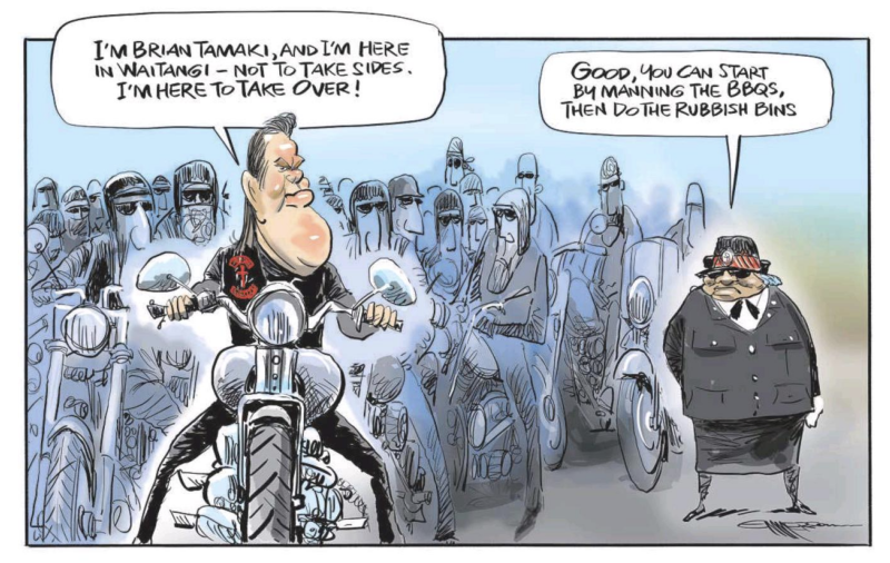 Emmerson - NZ Herald 6 February 2019 Waitangi Tamaki