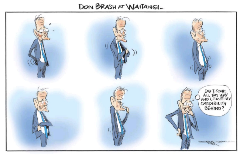 Emmerson - NZ Herald 5 February 2018 Brash Waitangi