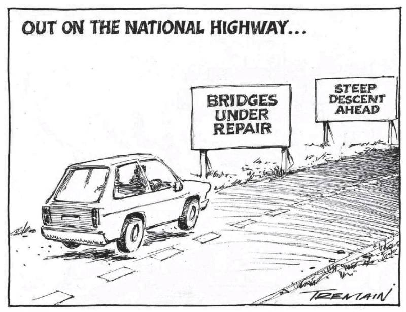 Tremain - ODT 18 October 2018 Bridges Ross National