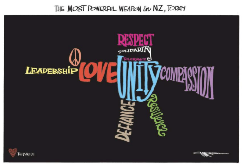 Emmerson - NZ Herald 23 March 2019 Christchurch