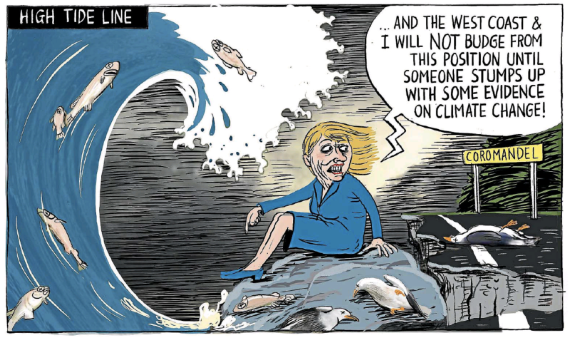 Murdoch - Sunday Star Times 24 February 2019 climate change environment