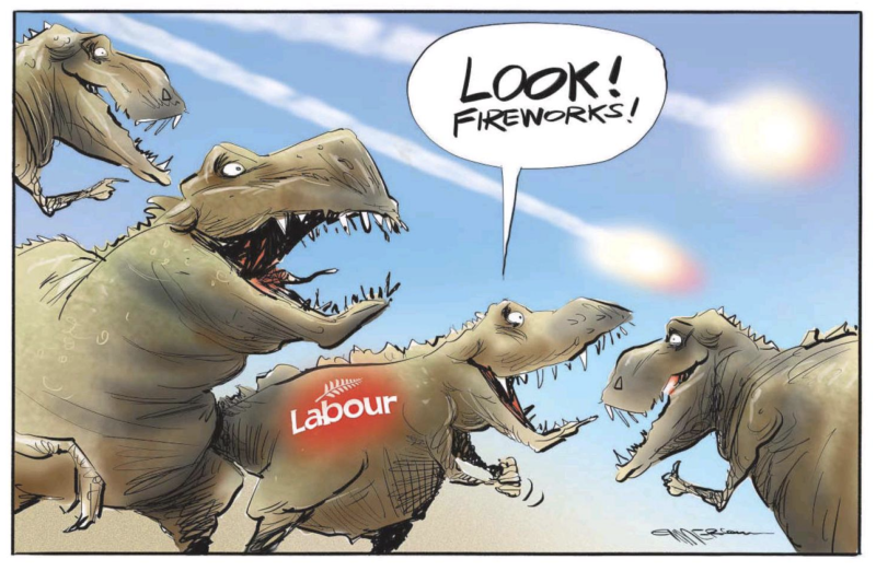 Emmerson - NZ Herald 13 September 2019 Labour gender MeToo