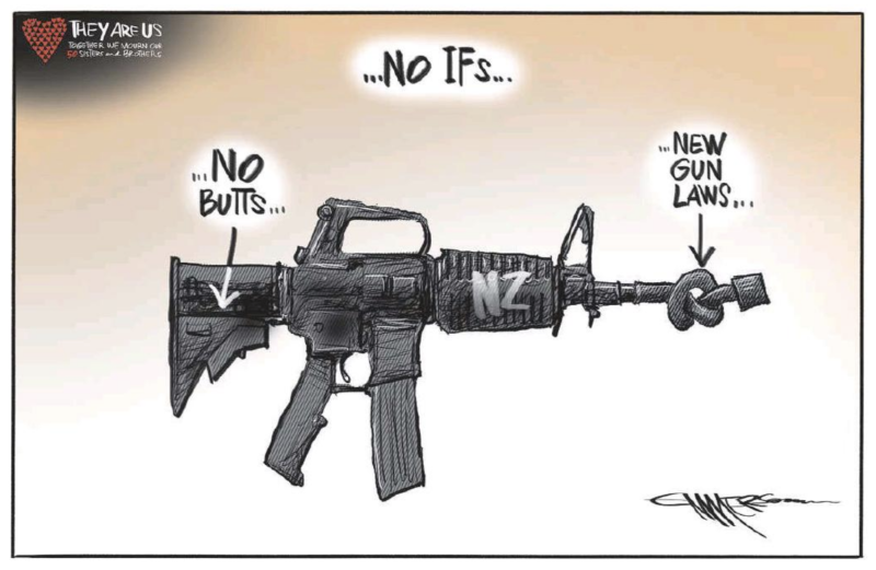 Emmerson - NZ Herald 19 March 2019 Christchurch guns
