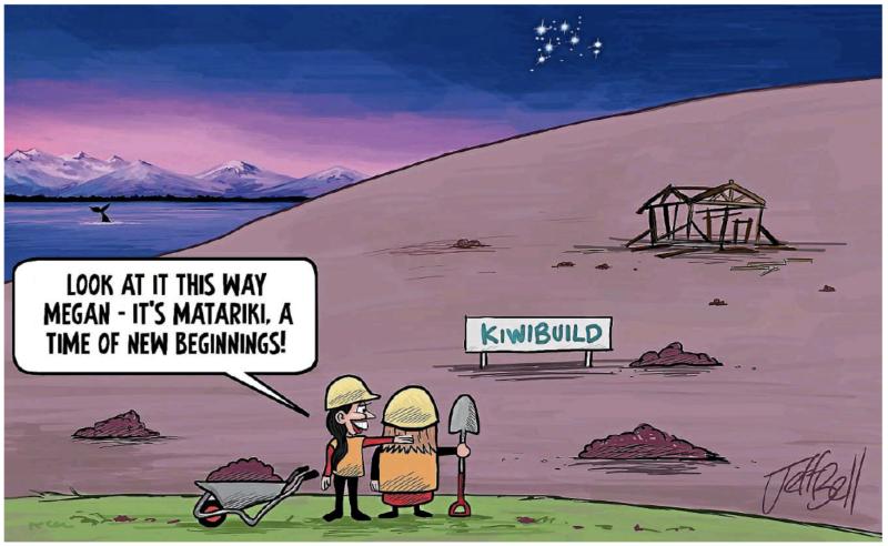 Bell - Stuff 1 July 2019 KiwiBuild Woods