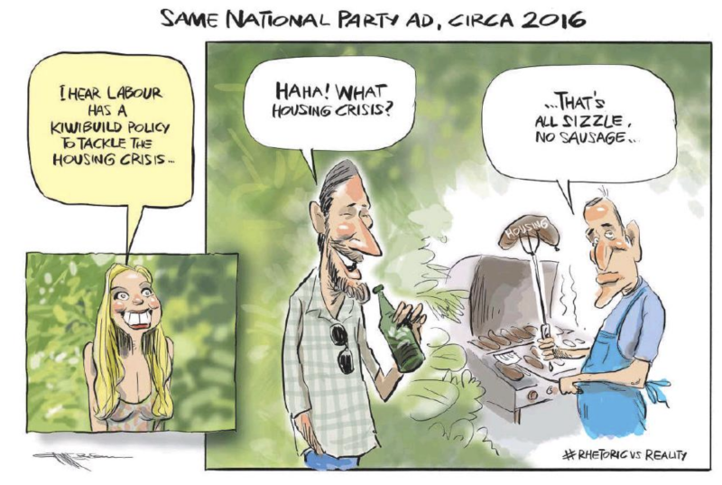Emmerson - NZ Herald 15 February 2019 National Kiwibuild