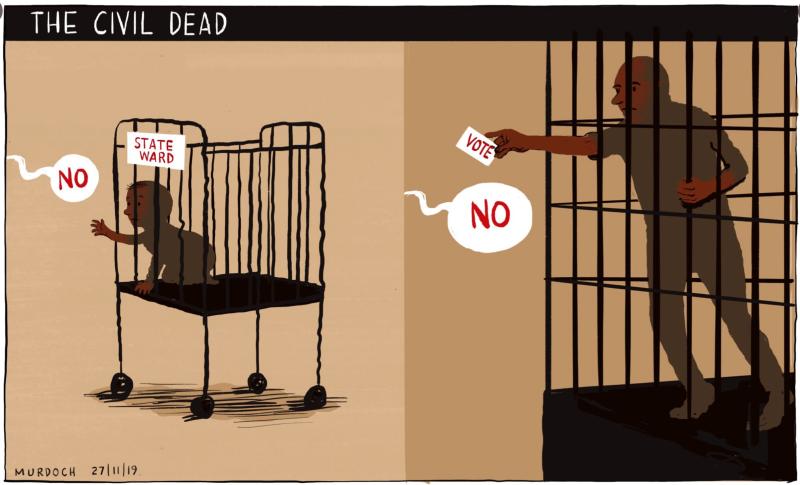 Murdoch - Stuff 27 November 2019 law order prison