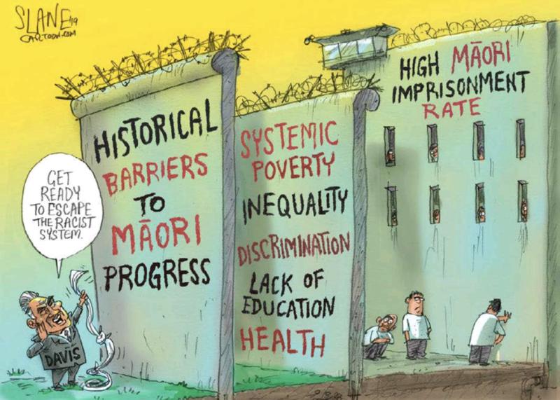 Slane - Listener 23 August 2019 Labour inequality maori prison