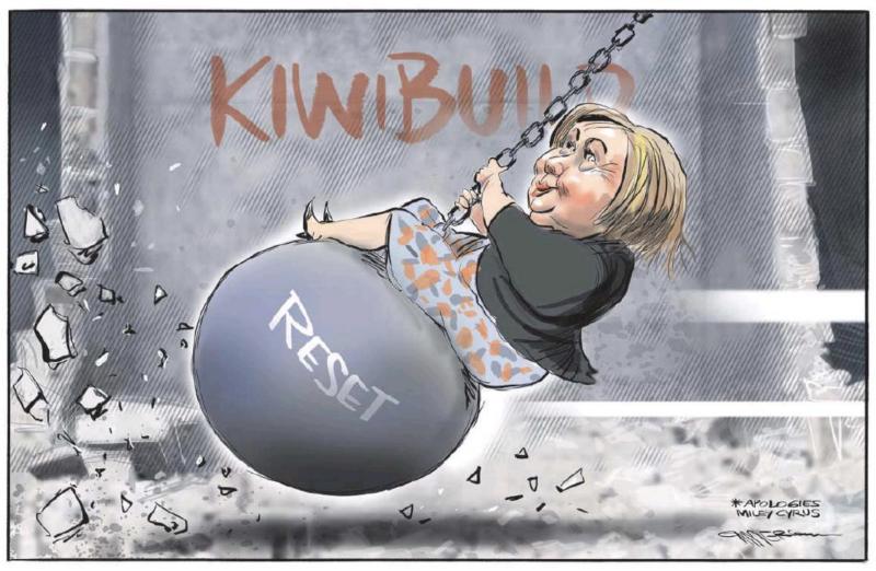 Emmerson - NZ Herald 5 September 2019 KiwiBuild housing