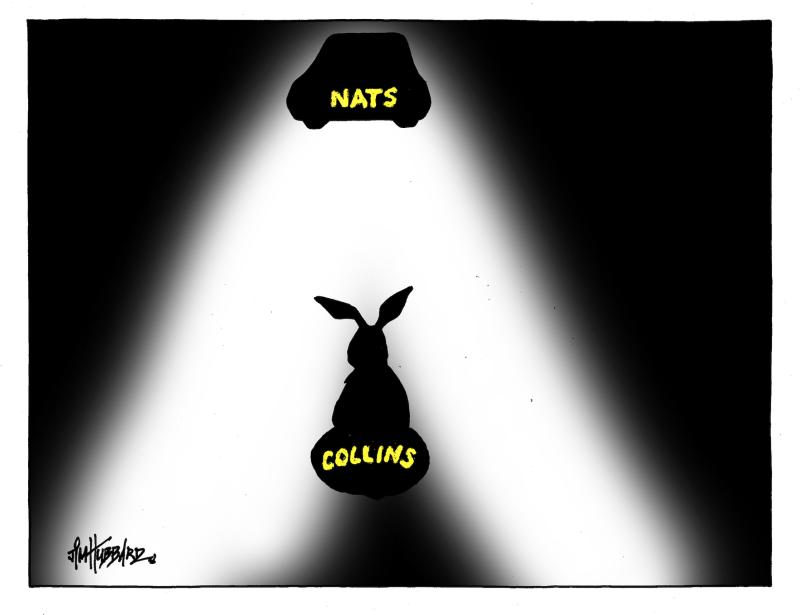 Hubbard - 21 April 2021 Collins National